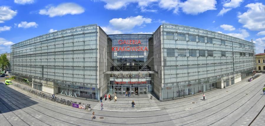 About Us Information Galeria Krakowska