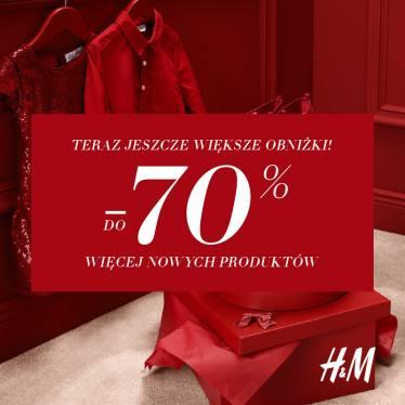 0106853d Więcej nowych przecenionych produktów w H&M