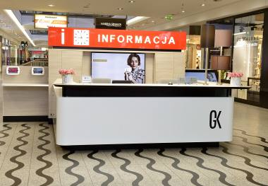 9a2eae1db5cab Zapraszamy do Punktu Informacji Galerii Krakowskiej. Oferujemy Państwu: