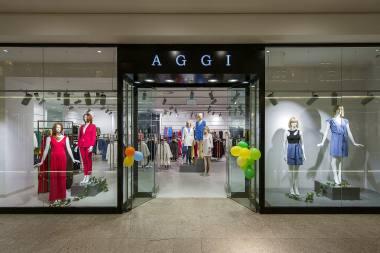 9e3f305fbc8e1 AGGI to polska marka odzieżowa tworzona ze smakiem i szyta na miarę  aktywnych kobiet w Polsce. Kocha klasykę pozbawioną banału.